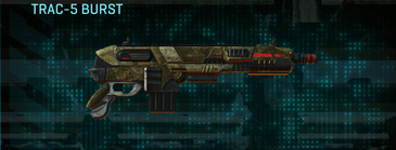 Indar highlands v2 carbine trac-5 burst