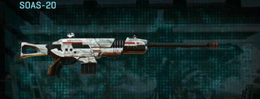 Esamir snow scout rifle soas-20
