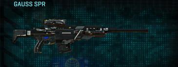 Indar dry brush sniper rifle gauss spr