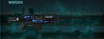Nc digital battle rifle warden