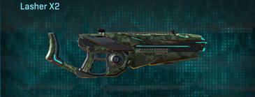 Amerish brush heavy gun lasher x2