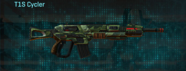 Amerish forest assault rifle t1s cycler
