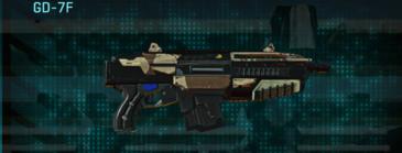 Indar scrub carbine gd-7f