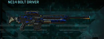 Nc loyal soldier sniper rifle nc14 bolt driver