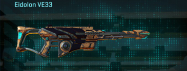 Indar canyons v1 battle rifle eidolon ve33