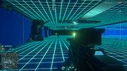 Nc weapon scope m7 optics x7 on weapon