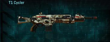 Desert scrub v1 assault rifle t1 cycler