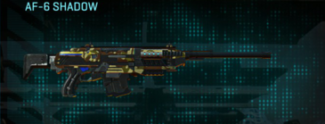 India scrub scout rifle af-6 shadow