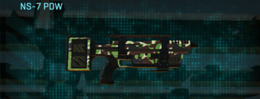 African forest smg ns-7 pdw