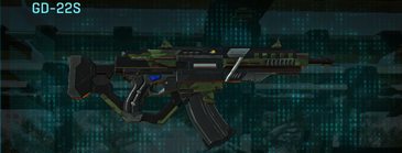 Amerish leaf lmg gd-22s