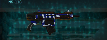Nc zebra carbine ns-11c