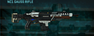 Rocky tundra assault rifle nc1 gauss rifle