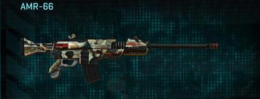Desert scrub v1 battle rifle amr-66