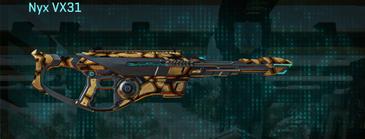 Giraffe scout rifle nyx vx31