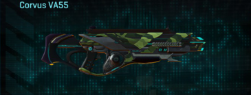 Amerish forest assault rifle corvus va55