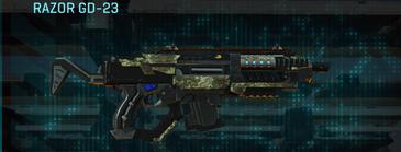 Pine forest carbine razor gd-23