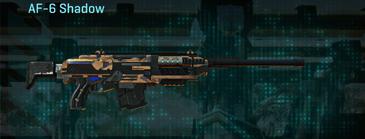 Indar canyons v1 scout rifle af-6 shadow