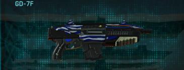Nc zebra carbine gd-7f