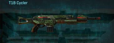 Amerish forest v2 assault rifle t1b cycler