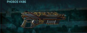 Indar highlands v1 shotgun phobos vx86