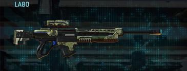Pine forest sniper rifle la80