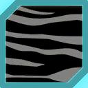 Zebra Camo Grayscale