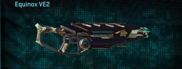 Desert scrub v1 assault rifle equinox ve2