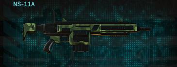 Amerish grassland assault rifle ns-11a