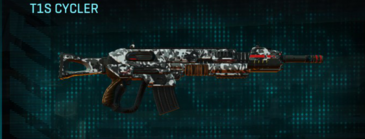 Snow aspen forest assault rifle t1s cycler
