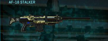 Palm scout rifle af-18 stalker