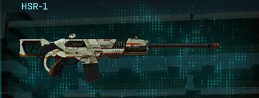 California scrub scout rifle hsr-1