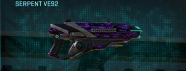 Vs digital carbine serpent ve92