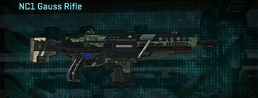 Amerish brush assault rifle nc1 gauss rifle