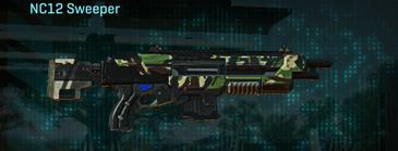 African forest shotgun nc12 sweeper