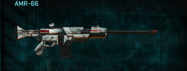 Rocky tundra battle rifle amr-66