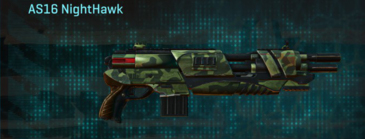 Amerish forest shotgun as16 nighthawk