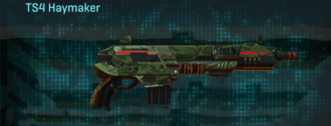 Amerish forest v2 shotgun ts4 haymaker