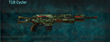 Amerish forest assault rifle t1b cycler