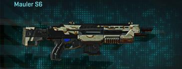 California scrub shotgun mauler s6
