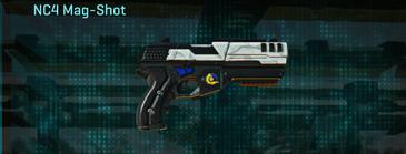 Esamir snow pistol nc4 mag-shot