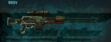 Amerish forest v2 sniper rifle 99sv