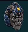 NC Heavy Helm Skull