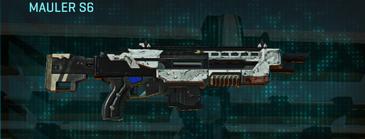 Rocky tundra shotgun mauler s6