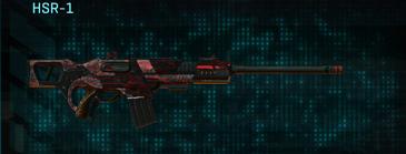 Tr digital scout rifle hsr-1