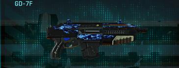 Nc digital carbine gd-7f