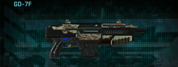 Arid forest carbine gd-7f