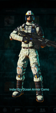 Nc indar dry ocean combat medic
