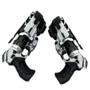 Pistols of Auraxis Decal