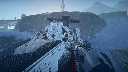 TR Max Ogre Armor - Harasser - Esamir Snow