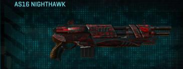 Tr digital shotgun as16 nighthawk